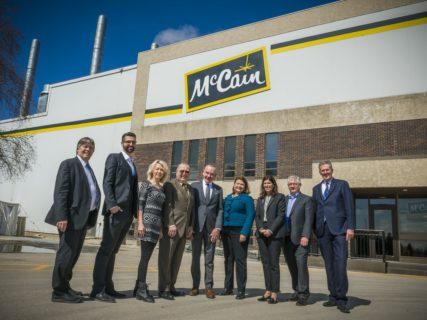 McCain Foods Portage la Prairie Facility Celebrates 40 Years