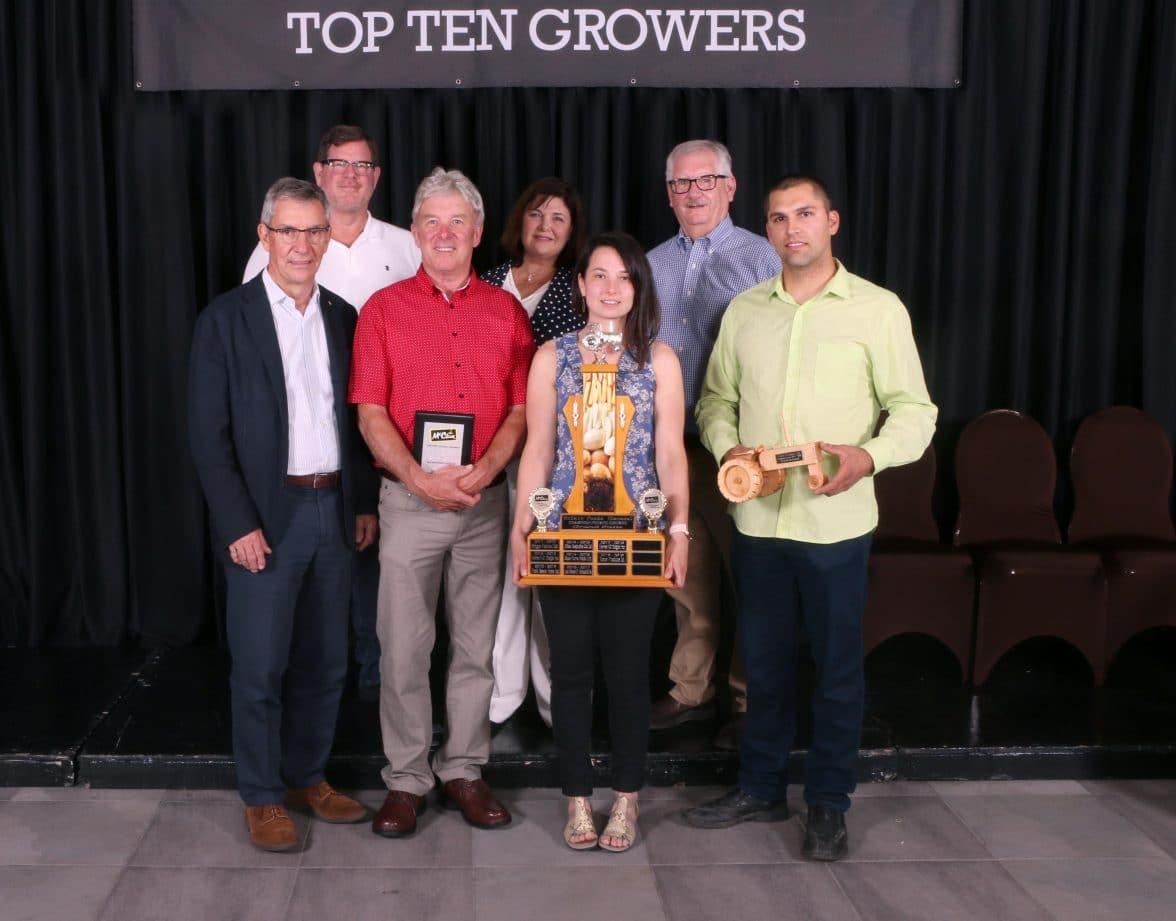 McCain Foods Recognizes Toner Produce Ltd  As Champion
