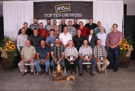 McCain Foods Recognizes Guest Farms Ltd  as Champion Grower