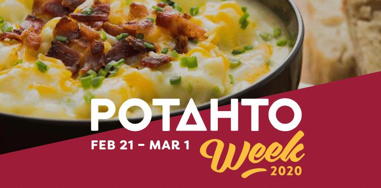 Potahto Week 2020