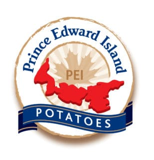 P.E.I. Potatoes logo