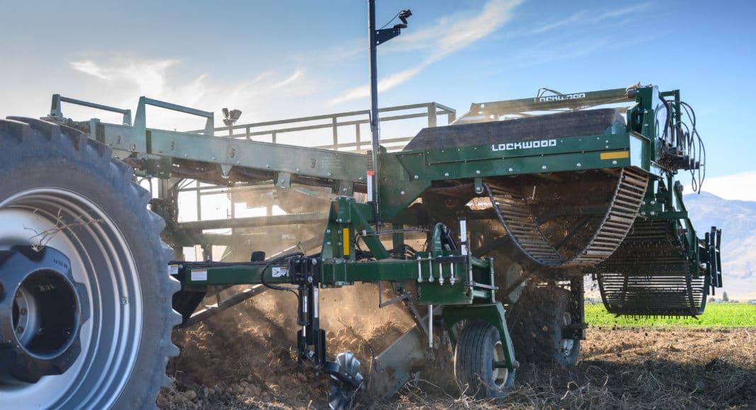 LOCKWOOD 600 Series Harvester