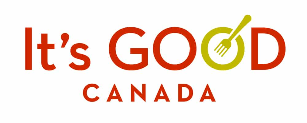 It's good canada logo