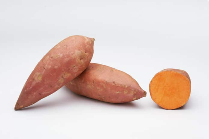 Radiance sweet potatoes