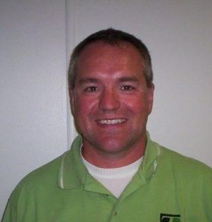 Todd Forbush headshot