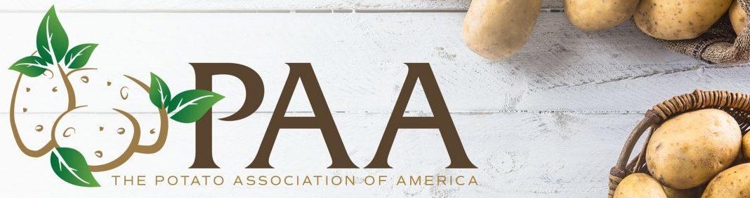Potato Association of America logo