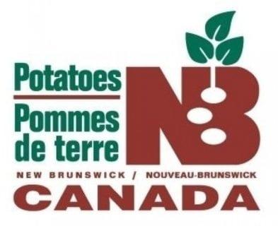 Potatoes New Brunswick logo