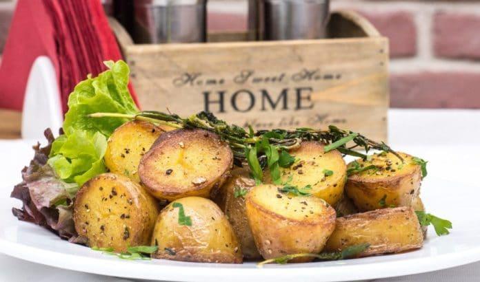 Potato meal