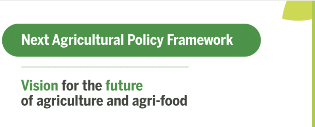Next Agricultural Policy Framework