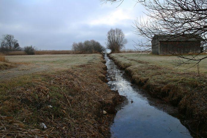 Field drainage
